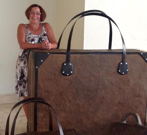 Ellen Paderson, owner, Bar/Bat Mitzvah Vacations