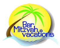 Bar Mitzvah Vacations