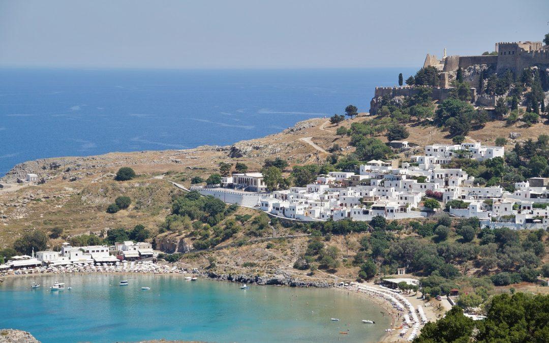 Greek Island Bar/Bat Mitzvah!
